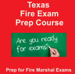 Online Fire Prep Course Now Available